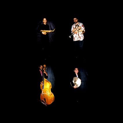 Idris Ackamoor Paris Quartet / The Periphery Of The Periphery